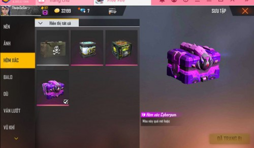 shop acc freefire uy tin gia re