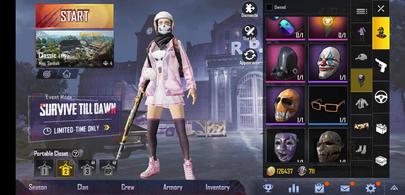 shop acc pubg mobile uy tin gia re